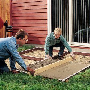 Concrete & Masonry Products